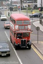 London Transport RT2623 Heathrow July 1978 Bus Photo