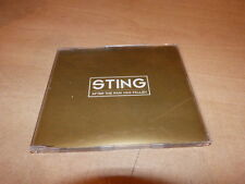 STING - after the rain has fallen!!!!EURO ONLY PROMO CD