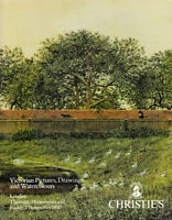 CHRISTIE'S London VICTORIAN PICTURES DRAWINGS WATERCOLOURS 1-2/11/1990 Catalogue