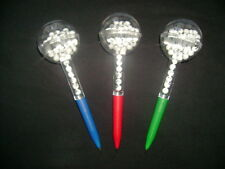 Lottery pens Lucky Lotto pen has 56 balls,Great novelty gift!