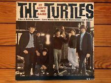 The Turtles – It Ain't Me Babe 1965 White Whale WW-111 Jacket NM- Vinyl VG+