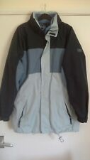 Womens Cotton Traders 3 in 1 waterproof coat size small