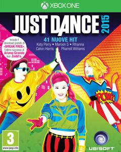 Just Danse 2015 Xbox One Ubisoft