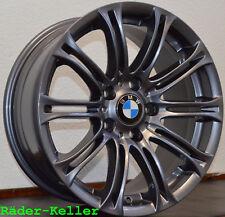 4 Neu BMW Alufelgen 17 Zoll 3er E90 91 F30 5er F10 F11 X1 X3 Z4 1er F20 2er F21