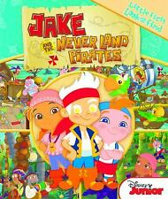 Little My First Look and Find Book Jake & the Neverland Pirates by n-ExLibrary