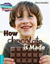 How Chocolate is Made Turquoise Band (Cambridge Reading Adventures) by Llewellyn