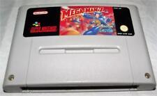Mega Man 7 Super Nintendo SNES PAL **Genuine**