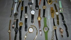 Verschiedene Armbanduhren Konvolut