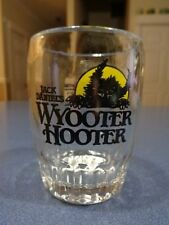 JACK DANIEL'S WOOTER HOOTER LOW BALL 10 OZ  DRINKING GLASS ~ 12 AVAILABLE