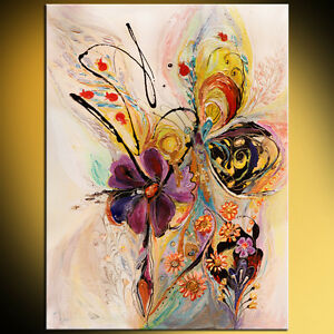 The Splash Of Life 2 top quality giclee print figurative Jewish Elena Kotliarker