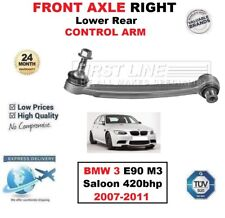 FRONT AXLE RIGHT Lower Rear CONTROL ARM for BMW 3 E90 M3 Saloon 420bhp 2007-2011