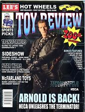 Toy Review Magazine July 2009 Terminator Judgment Day EX No ML 101516jhe