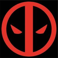 Deadpool Sticker / Decal - Choose Size & Color - Marvel, Wade Wilson, Yeti