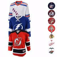 NHL Reebok Official Premier Sewn Jersey Collection Youth Boys Size S-XL (8-20)