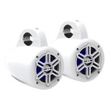 Waterproof Rated Marine Tower Speakers - Compact Wakeboard Subwoofer Speaker Sys