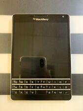 BlackBerry PASSPORT (SQW100-3)  -32GB -AT&T Only -Black *GREAT* Condition