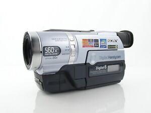 Sony DCR-TRV140 Digital 8 Handycam Camcorder Tape Video Transfer Video Camera