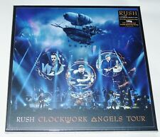 RUSH Clockwork Angels Tour LP - New for 2019 Deluxe 5 x Vinyl Boxset   - New