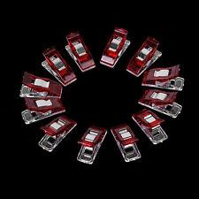50PCS plastique Wonder clips pinces à pour coudre tissu quilting Craft crochet