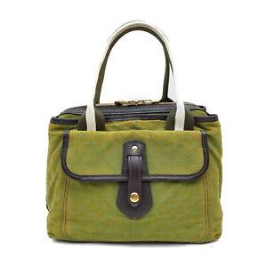 Louis Vuitton LV Tote Bag M92507 Marie Kate Greens Monogram Mini lin 1538734
