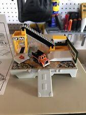 Vintage Micro Machines Travel City Rock Quarry  & Instructions 1987