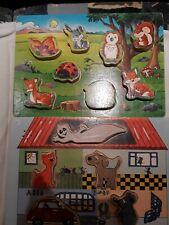 Kinder puzzle holz