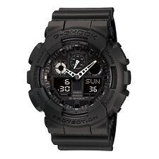 Casio G-Shock GA-100-1A1 Standard Analog Digital Mens Watch