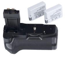 Batteriegriff für Canon EOS 550D 600D 650D 700D inkl. 2x LP-E8 Akkus - wie BG-E8