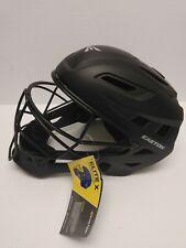 Easton Elite X Baseball Catcher's Helmet - Black - Large