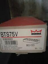 Pivot de sol freiné réglable - sans arrêt - BTS 75V DORMAKABA