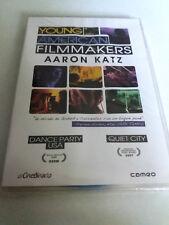 "DVD ""YOUNG AMERICAN FILMMAKERS"" 2DVD PRECINTADO SEALED AARON KATZ DANCE PARTY US"