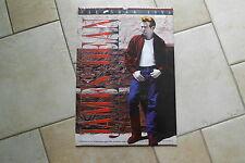 James Dean Kalender 1998,ovp in Folie, 42 x 30 cm Posterkalender