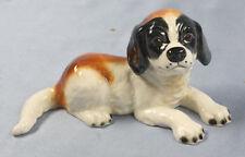 Bernhardiner porzellanfigur porzellan figur hund hundefigur Goebel
