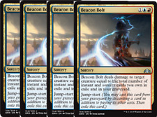 4x Beacon Bolt -NM- MTG Guilds of Ravnica Gold Uncommon