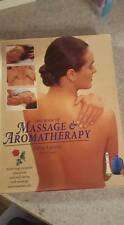 The book of Massage & Aromatherapy by Nitya Lacroix    Holistic reading