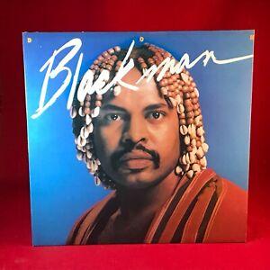 DON BLACKMAN Don Blackman 1998 US issue Vinyl LP + INNER EXCELLENT CONDITION