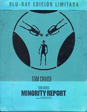 MINORITY REPORT - Blu-Ray Steelbook -