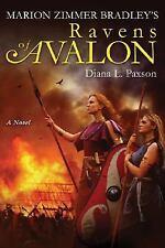 Ravens Of Avalon by Marion Zimmer Bradley, Diana L. Paxson HC new