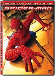 Spiderman DVD Set Two Discs Widescreen Special Edition