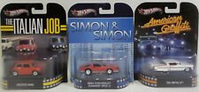 CARS : MORRIS MINI, 58 IMPALLA, 1985 CHEVROLET CAMERO IROC-Z DIE CAST MODEL SET