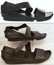 Trippen Aroma sandals black waw leather shoes size 36 us 6