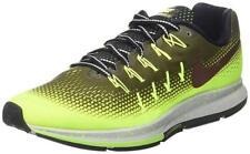 NIKE Men's Air Zoom Pegasus 33 Athletic Shoes Size 10 Colors Shield, Green,Black
