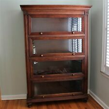 Ethan Allen British Classics Marshall Barrister Bookcase