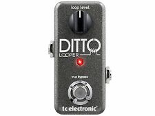 TC ELECTRONIC DITTO LOOPER EFFETTO LOOPER A PEDALE