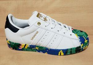 "Adidas Original Women's Superstar W ""Her Studio London"" Shoes Sz 6.5 new FW2526"