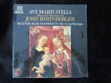 RHEINBERGER, Ave Maris Stella, Missa Ratzinger German NEW SEALED OLD STOCK LP