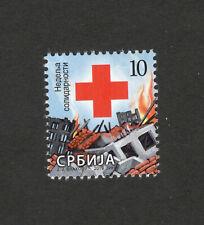 SERBIA-MNH STAMP-RED CROSS-2019.