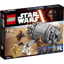 * EXPRESS POST Lego - Star Wars Droid Escape Pod - 75136