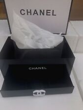 Chanel VIP Gift Jewelry box / Tissue holder RARE!