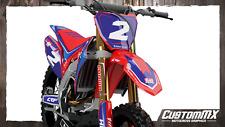 CustomMX Motocross Graphics - Defined Cost Product Identifier £29.99